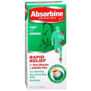 ABSORBINE JR. ORIGINAL 4OZ