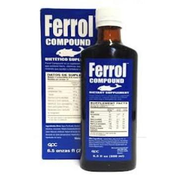 FERROL COMPOUND 200ML/6.5OZ