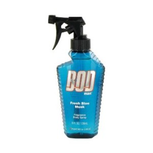 BOD MAN FRESH BLUE MUSK 8OZ