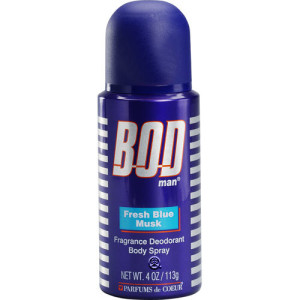 BOD MAN FRESH BLUE MUSK 4OZ DEO