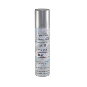 BABE BODY SPRAY 2.5OZ