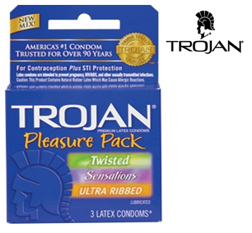 trojan pleasure pack kommerzielle