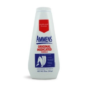 AMMENS MEDICATED POWDER 11OZ ORG/FORMULA