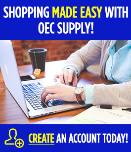 Create an Account on OECSupply.com